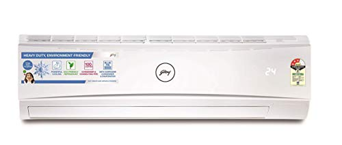 Godrej 1.5 Ton 3 Star Split AC (Copper GSC 18LTC3-WSA White)