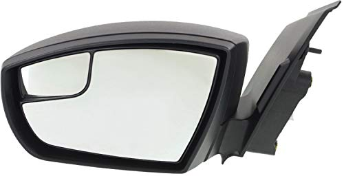 Garage-Pro Mirror Compatible with 2013-2016 Ford Escape Power, Manual Folding,...