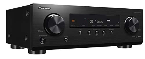 Pioneer VSX-534 Récepteur (5x150 Watt, Dolby Atmos, DTS:X, MCACC, Advanced Sound Retriever, AM/FM, Bluetooth, USB), Noir