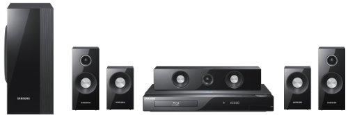 Samsung HT de C59003D 5.1BLU Ray Sistema de Cine en casa (Upscaler 1080p, 1000W RMS, Conector...