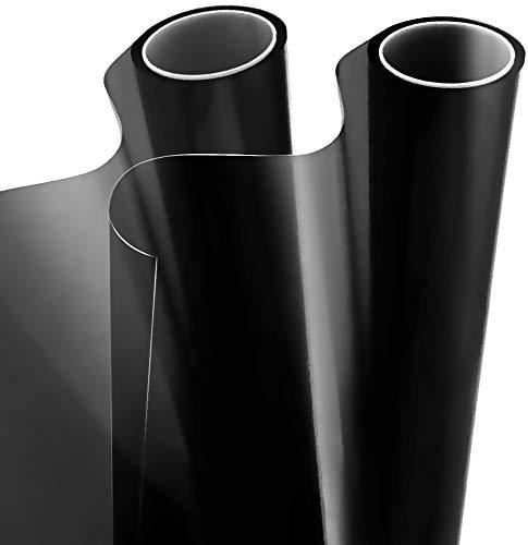 VViViD Complete Car Window Wrap 40% Medium Dark Tint Glass Vinyl Film 30 Inch x 60 Inch (2-roll Pack (Full Car Pack))