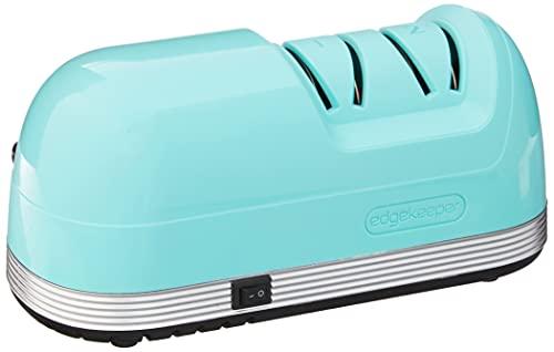 EdgeKeeper Afilador eléctrico de cuchillos, Azul, Estándar, 1