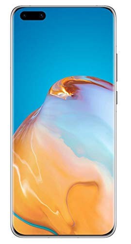 Huawei P40 Pro Plus 5G Dual SIM Smartphone (512 GB Storage, 8 GB RAM), Android 10 AOSP (NO Google PLAYSTORE), EMUI 10.1. Global ROM ELS-N39 - Ceramic Black (Ships After June 30th)