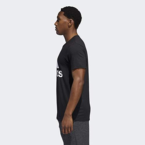 adidas Men's Badge of Sport Graphic Tee