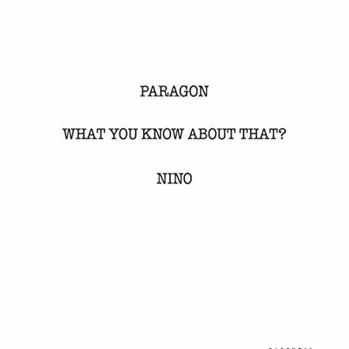 パラゴン feat. NINO