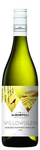 Willowglen De Bortoli Gewurztraminer Riesling White Wine 75cl (Case of 6)