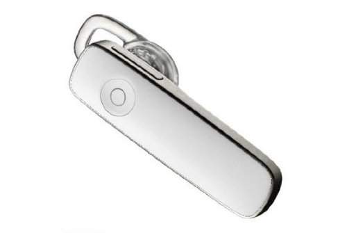 Plantronics M155 Marque Bluetooth Headset weiß