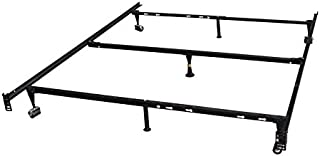 Best queen size bed frame with casters Reviews