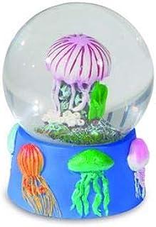 bric a breizh Boule Neige meduse Decor Marin 9//6//6cm