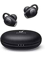 Anker Soundcore Life A2 NC(無線 耳機 支持藍牙 )【完全無線耳機 / 支持 Bluetooth5.0 / 超降噪 / 外部聲音 / IPX5級防水規格 / 最長可播放35小時音樂 / 支持專用應用程序 / 通話噪音回音 / PSE認證】
