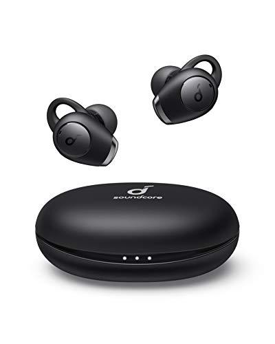 Soundcore Life A2 NC Multi-Modus Geräuschunterdrückung Wireless Earbuds, Kabellose ANC Bluetooth Ohrhörer mit 6 integrierten Mikrofonen, 35 Std Akku, Tiefer Bass, Schnelllademodus, Transparenzmodus