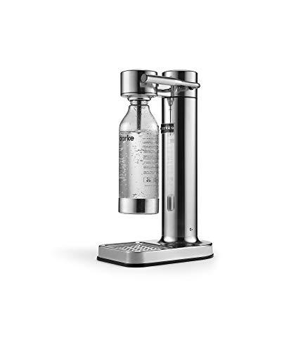 Aarke – Carbonator II (Pimumcarbonator/Glitzerwasserbereiter) (Edelstahl)
