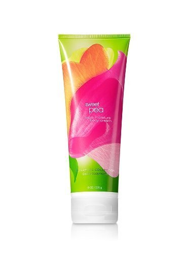 Bath & Body Works Bath and Body Works SWEET PEA Ultra Shea Body Cream 8 oz / 226 g