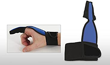 ouken Un Dedo de Pesca Guante Anti-Slice Dedo Protector del Dedo Escudo Dedo para navegar por la Pesca de un Solo Dedo Guantes Dedo /índice Protector Rojo 1 par