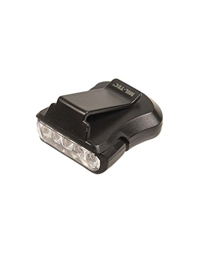 Linterna Clip Light 5 LED