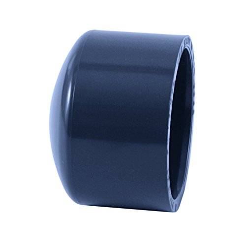 PVC - U Kappe Klebemuffe 50 mm PN16
