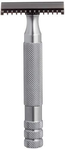 IKON SAFETY RAZORS B1 OCD stainless steel safety razor, 100 g