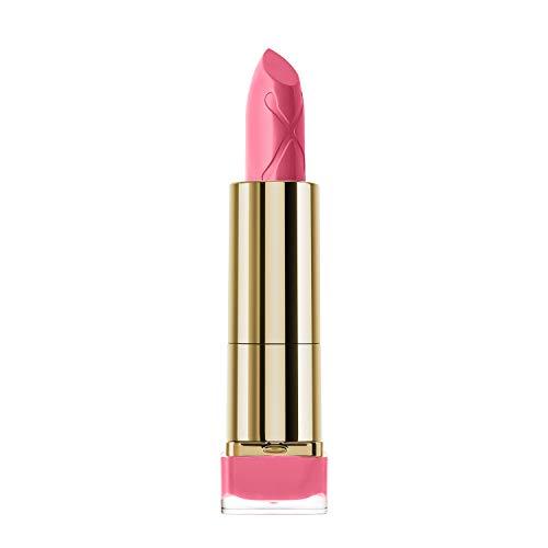 Max Factor Colour Elixir Lipstick English Rose 090, Pflegender Lippenstift, Der Mit Einem Brillanten, Intensiven Farbergebnis Begeistert, Fb. 090 English Rose