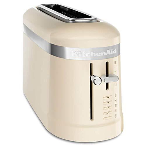 Kitchenaid 1-Long Slot Toaster Almond Cream 5KMT3115BAC