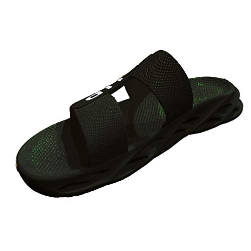 Mens soft Hollow sole Beach Non Slip Sandal Bathroom Shower Slippers Indoor Home Non