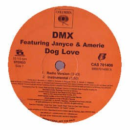 DMX FEAT. JANYCE & AMERIE / DOG LOVE