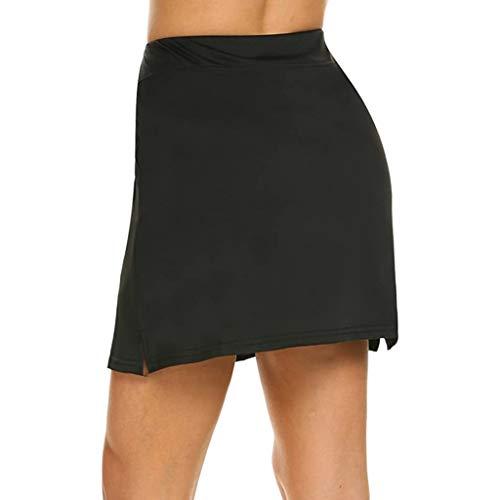 Faldas de Tenis para Mujer,minifaldasDeportivas de Verano,Falda de Secado rápido, Falda para Correr, Golf, Entrenamiento, Deporte, Falda de Tenis