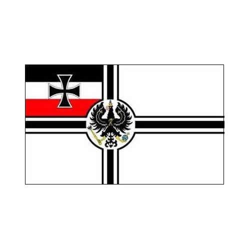 DH 13 - Kaiserliche Reichsmarine Fahne - 90 x 150cm