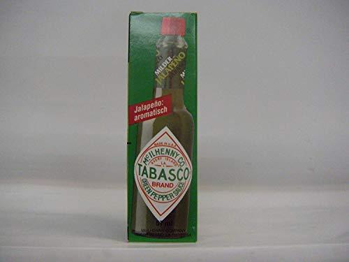 Tabasco - Chilisauce grün - 57ml