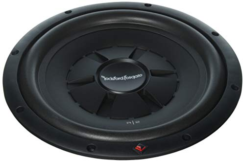 Rockford Fosgate R2 Ultra Shallow 12-Inch 2 Ohm DVC Subwoofer (Wireless Phone Accessory)