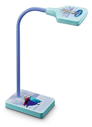 Philips 717700816 La Luminaire Disney la Reine Des Neiges Lampe de Chevet LED Plastique Bleu 4 W