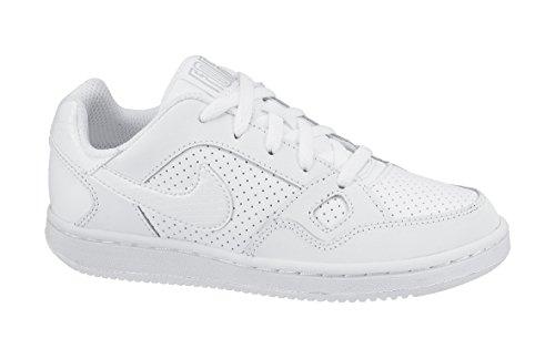 Nike Son of Force PS 615152 - Zapatillas deportivas para niños, Blanco/Blanco-blanco, 20 MX Niño pequeño