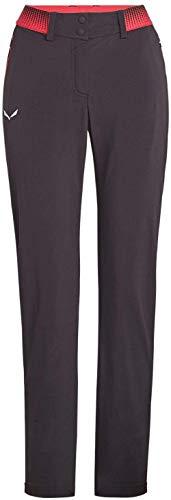 Salewa 00-0000027308_912 Pantalon Courte Femme, Black Out/3860, FR : XS (Taille Fabricant : 40/34)