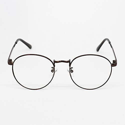 Johansson Choco - Sista & Bro Eyewear- Occhiali da riposo anti luce blu, unisex, lenti antiriflesso 100% UV, speciale schermo di computer, PC, gaming, filtro luce blu