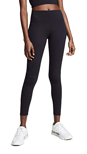 Splits59 Women's Flow High Waist 7/8 Leggings, Black, Small