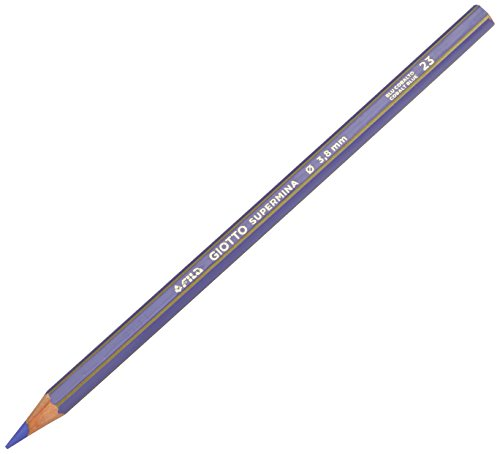 Giotto 239023 balpen 12 potloden, blauw