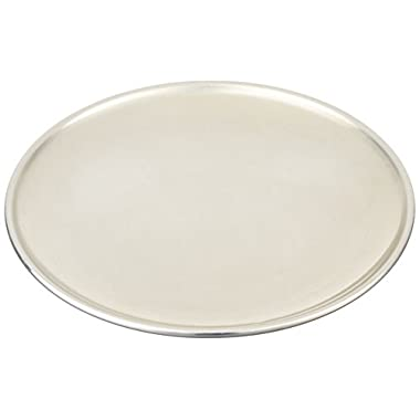 Pizzacraft PC0400 8  Round Aluminum Pizza Pan, Personal Size
