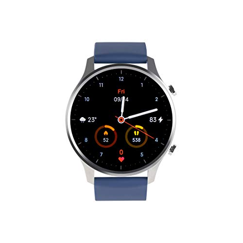 MI Watch Revolve Silver Chrome