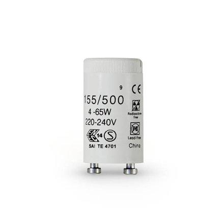GE,2 Packung mit GE Lighting 155/500 4-80W Universal-Starter-Schalter für Beleuchtung