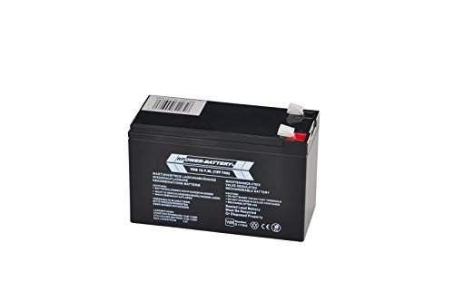 12V 7Ah RPower VDS Batterie für Gefahrenmeldeanlagen (BMA, EMA, ÜMA, ELA)