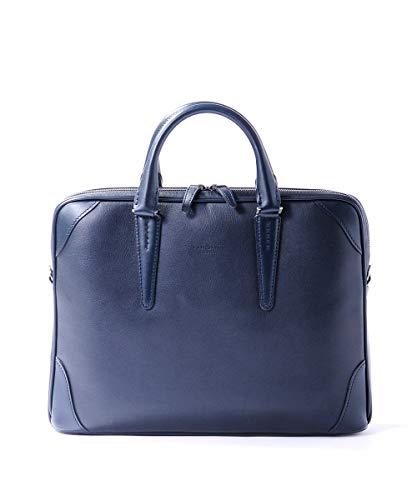 [フジタカ] レザービジネスバッグ A4ジャスト ジェードレザーII No.616501 コン