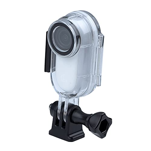 balikha Estuche de Buceo Compacto para PC, Estuche de cámara de estabilización, Accesorios para Go 2, Buceo Submarino, Viajes, Vacaciones, Deportes