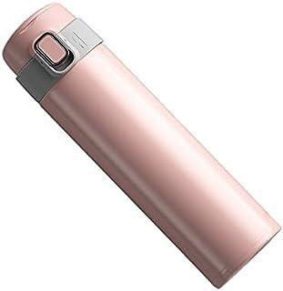 CCLIN Stainless Steel Water Bottle 480ml/16oz Bouncing...