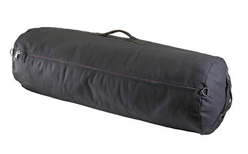 """Texsport 30"""" Duffel Bag, Black"""