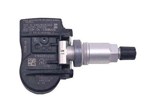 Sensor de presión de neumáticos For 2012-2020 BMW Serie 1 F21 Serie 3 F30 F31 F34 BMW TPMS de neumático de coche del sensor de presión 36106856209 36106881890 6855539 Durable y seguro (Color : 1PCS)