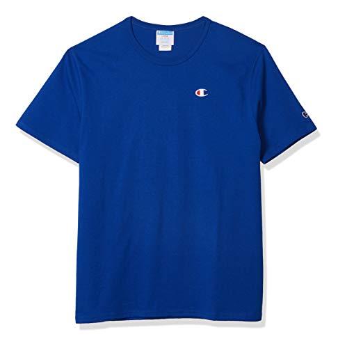Champion Heritage Camisa, Multicolor (Surf The Web), XL para Hombre