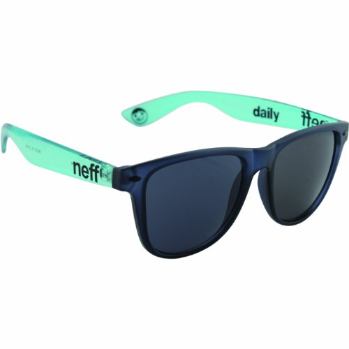 Neff Sonnenbrille Daily Sun, Back/Ice, One Size, VNF0302BKICO/S