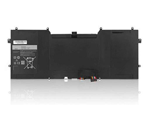 Hubei C4K9V Laptop Battery for DELL XPS 12 -L221 x 9Q33 13 9333 Ultrabook 13 XPS13 13-L321 X 13-L322X XPS L321X L322X Series Laptop Notebook PC PKH18 489XN 3H76R (55Wh 7.4V)