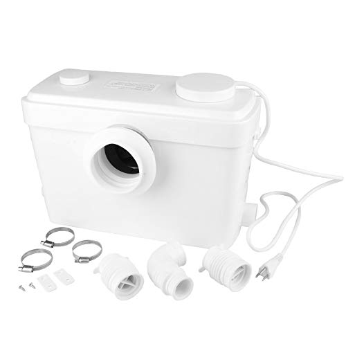 EXTRAUP 600W Macerator Sewerage Sump Pump Waste Water Marine Toilet Disposal Laundry