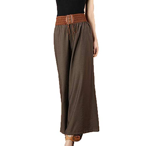 BBesty Save 15/% Womens Casual Solid Color Elastic Waist Strap Pockets Knee Length Five Point Pants