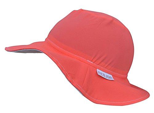 FEDJOA - Chapeau Anti-UV – Bébé – Fille - Lolly - 9-18 Mois